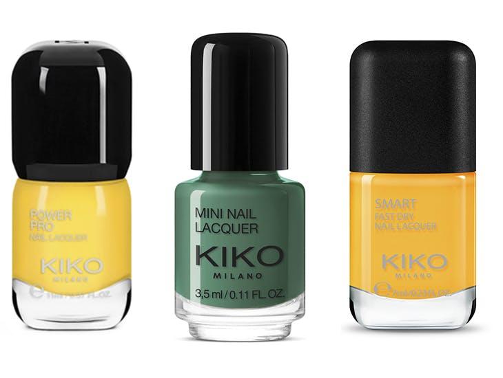 Los colores del verano que tus uñas pintadas necesitan