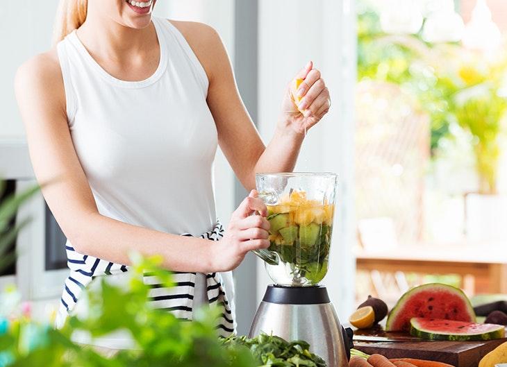 recetas de batidos detox para adelgazar